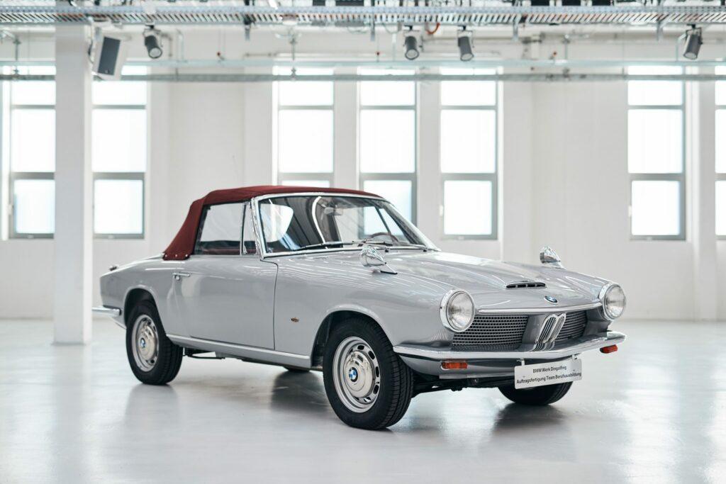 17BE5285 6F45 40C8 919A CD518A17AB2B 1024x683 - BMW recupera un modelo único: 1600 GT Convertible