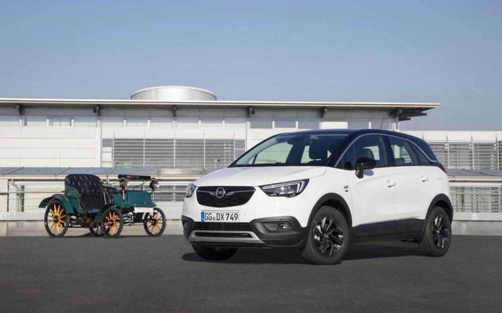 34340D3F 1B58 46AE 8E79 9BD8A9E0B835 1024x640 - Opel celebra en 2019 su 120 aniversario con una edición especial para toda la gama
