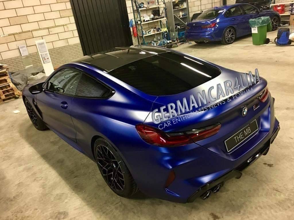 39AFD850 0AF6 4365 A967 4EE671896666 - Filtrado el nuevo BMW M8