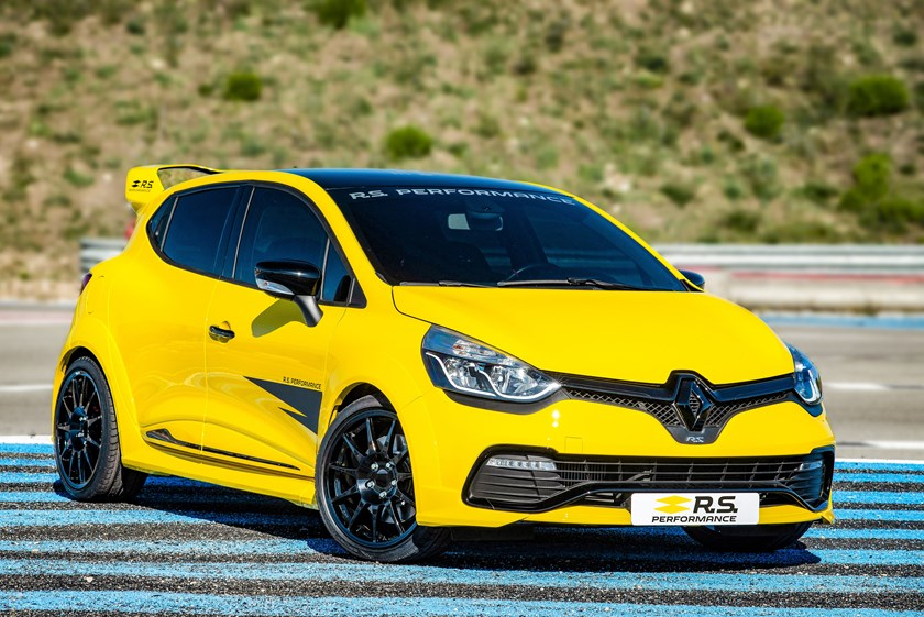 Renault Sport presenta los accesorios RS Performance Parts