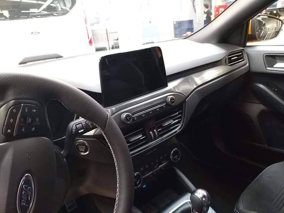5CE06923 921B 4F9C 9B3D 63C69BE2D89B - Filtrado el nuevo Ford Focus ST