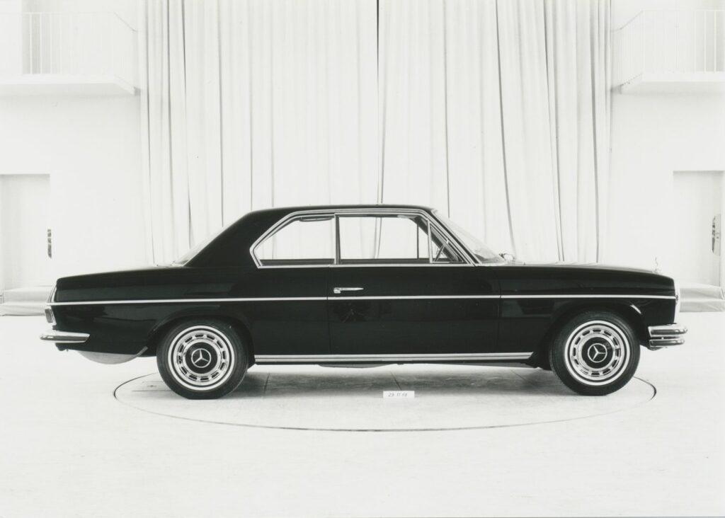 """662503 1024x732 - 50 años del """"Stoke Eight"""": el antecesor de la Clase E de Mercedes"""
