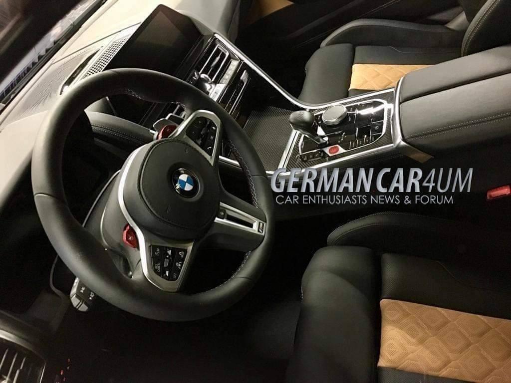 E3857CEF 8838 405E 8F50 5C34BB3F2A82 - Filtrado el nuevo BMW M8