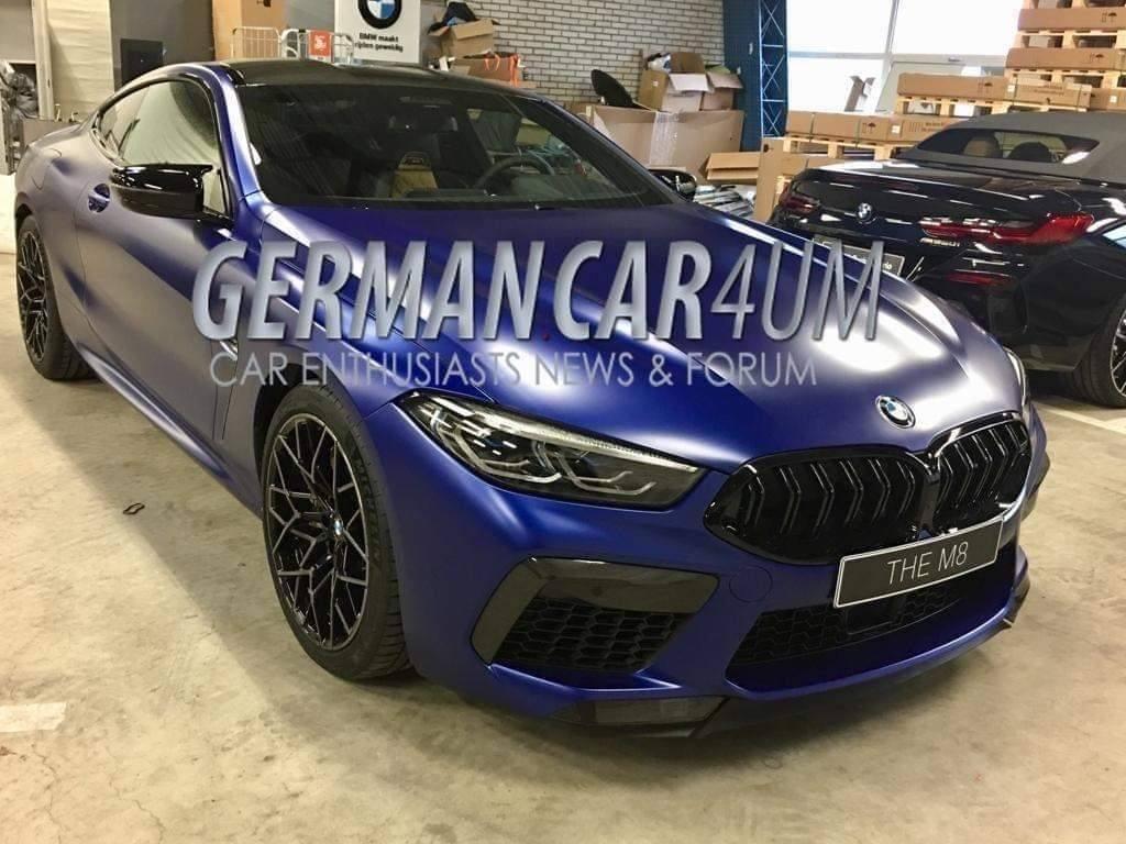 E6F3866E 338D 41E5 9AC5 D668001480E9 - Filtrado el nuevo BMW M8
