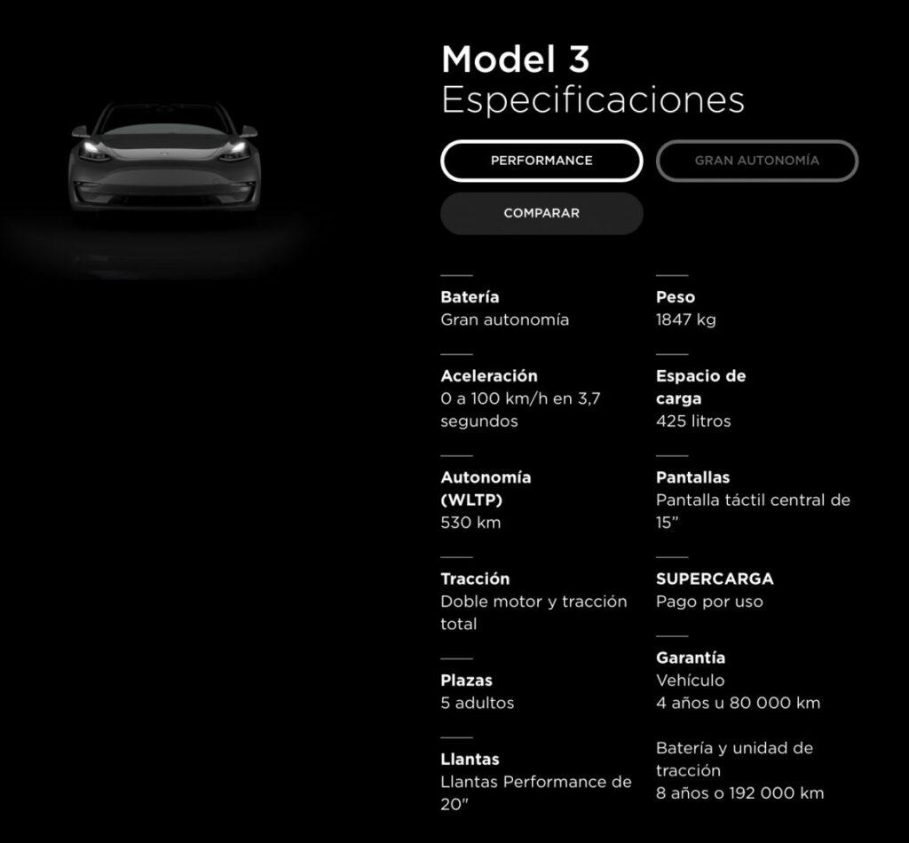 FC1965E1 3DBE 41B1 853C 431212CC6CA9 1024x950 - Así puedes adquirir el Tesla Model 3 en España