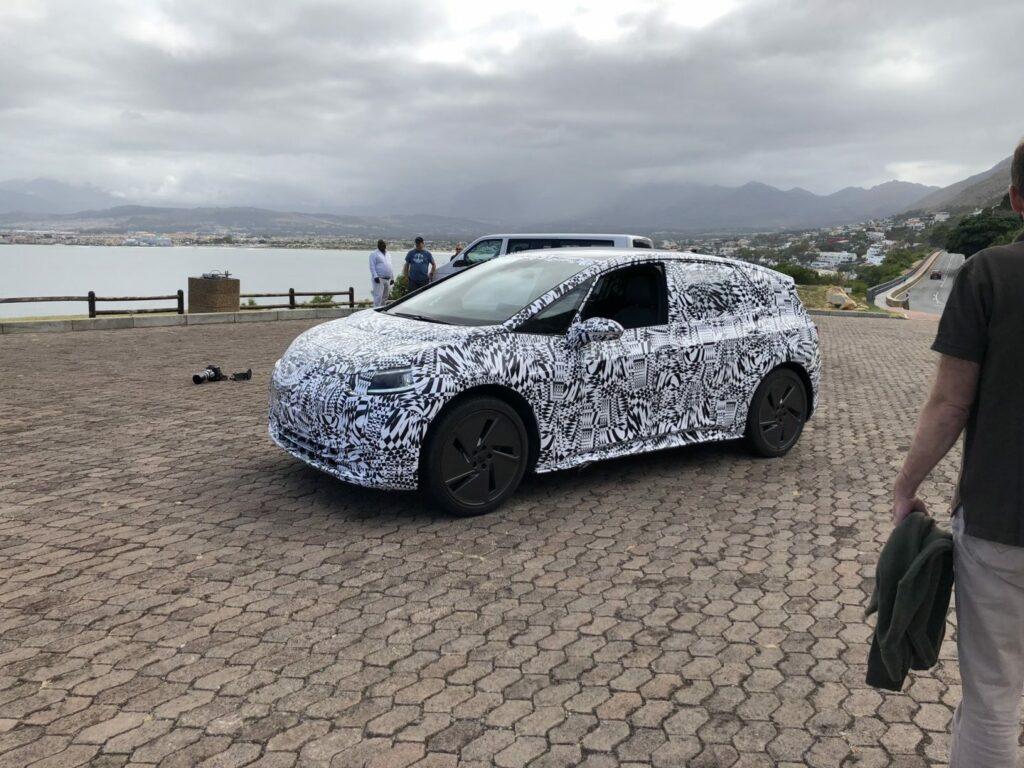 IMG 4709 1024x768 - El futuro Volkswagen ID cazado en Sudáfrica