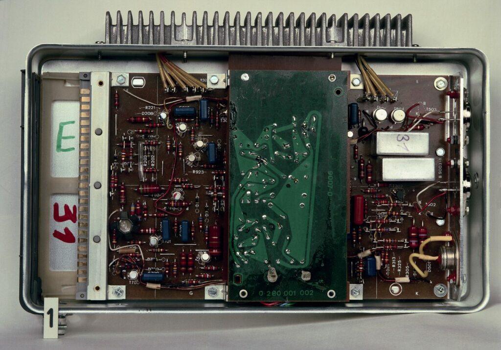 """U71825A 1024x716 - 50 años del """"Stoke Eight"""": el antecesor de la Clase E de Mercedes"""