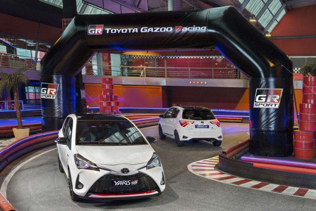 toyotayarisgr sport1 300861 1024x685 - Nuevo Toyota Yaris GR-SPORT: espíritu deportivo
