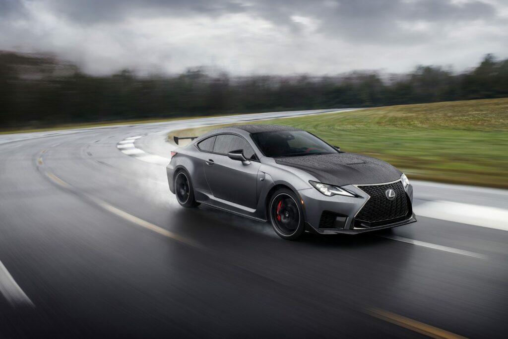 20190114 01 02 s 1024x683 - Lexus RC F Coupe 2020
