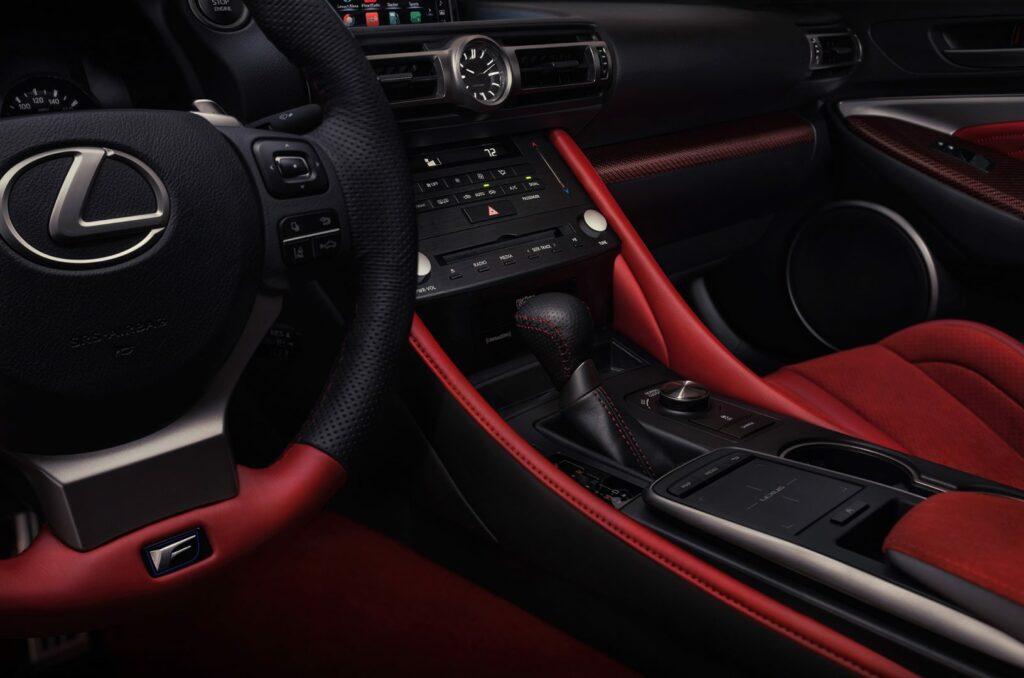 20190114 01 06 s 1024x678 - Lexus RC F Coupe 2020