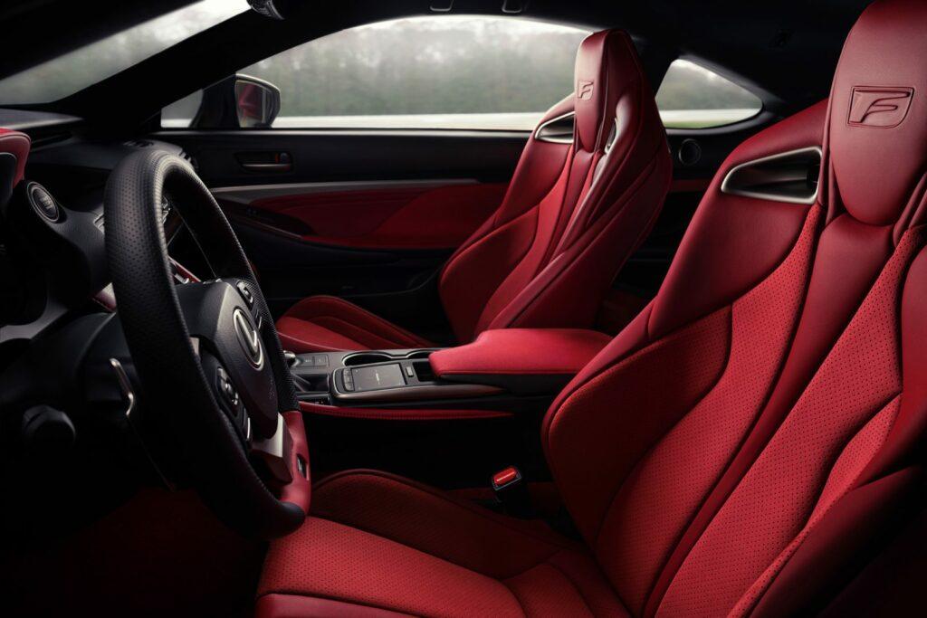 20190114 01 07 s 1024x683 - Lexus RC F Coupe 2020