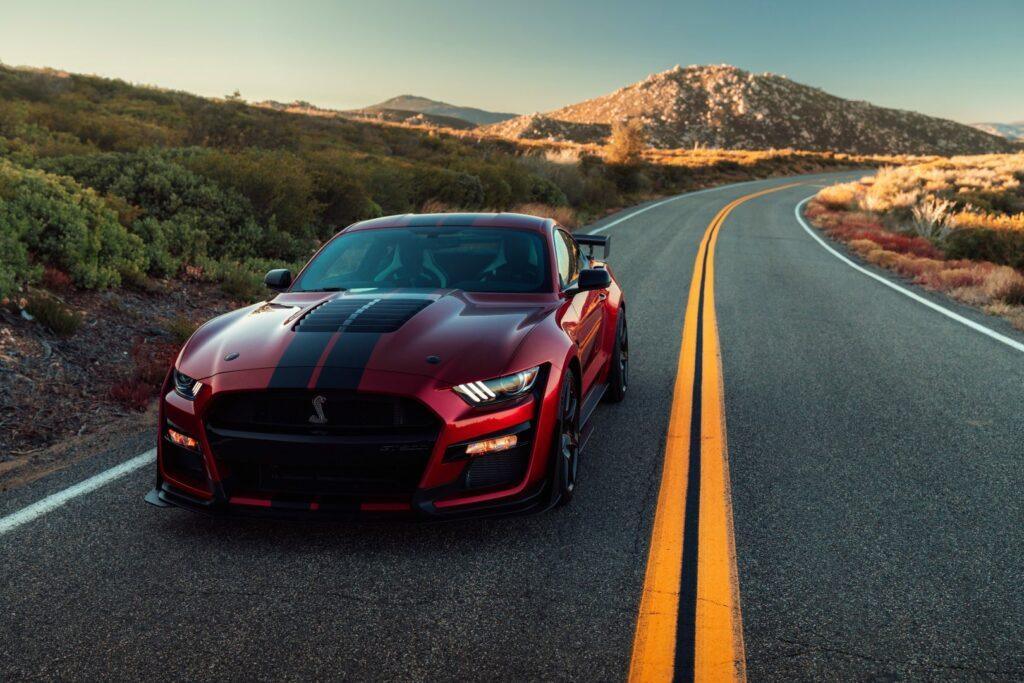 20C6F713 87C7 4F84 A42D 04E99A85E9F4 1024x683 - Mustang Shelby GT500 2020: el Ford más potente de la historia de la marca