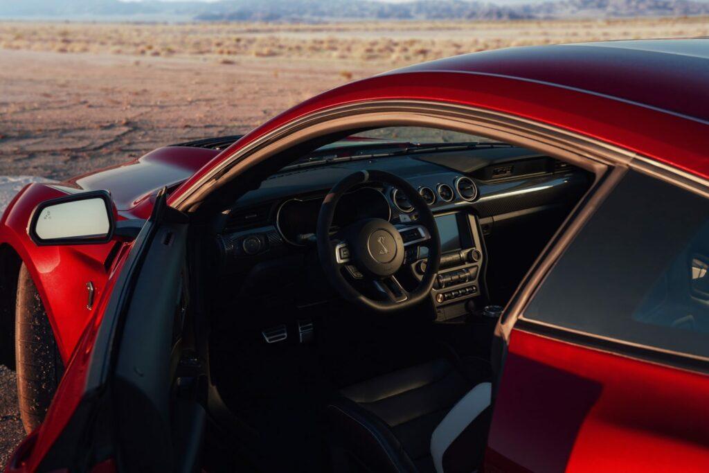 47395803 88E9 41AF 808E 6F793184BA62 1024x683 - Mustang Shelby GT500 2020: el Ford más potente de la historia de la marca