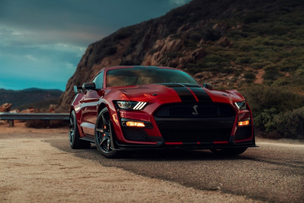 6692D6DF 3029 498B ADA4 37195B884D44 1024x683 - Mustang Shelby GT500 2020: el Ford más potente de la historia de la marca