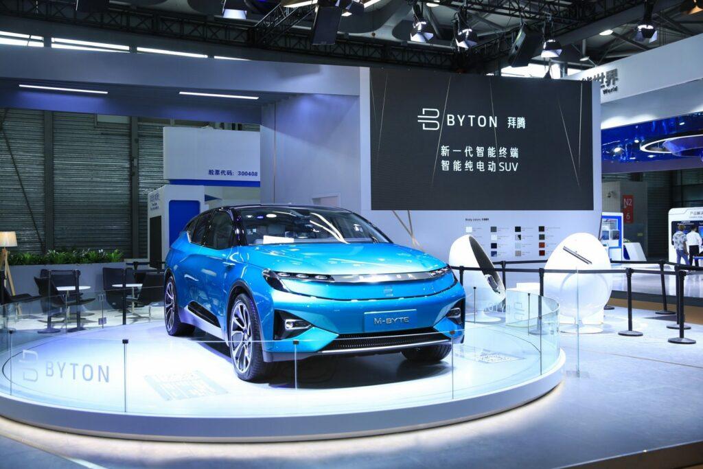 6A539192 3949 4232 AC54 CF428A5898DC 1024x683 - Byton M-Byte: un nuevo Suv eléctrico que llegará en 2020