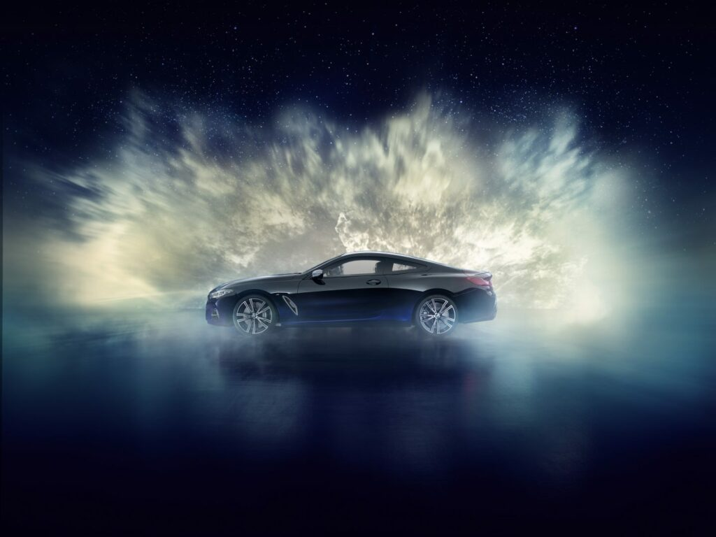 7D8703D8 9047 4315 AC2E DCA97142B84B 1024x768 - BMW Individual M850i Night Sky: un meteorito en la carretera