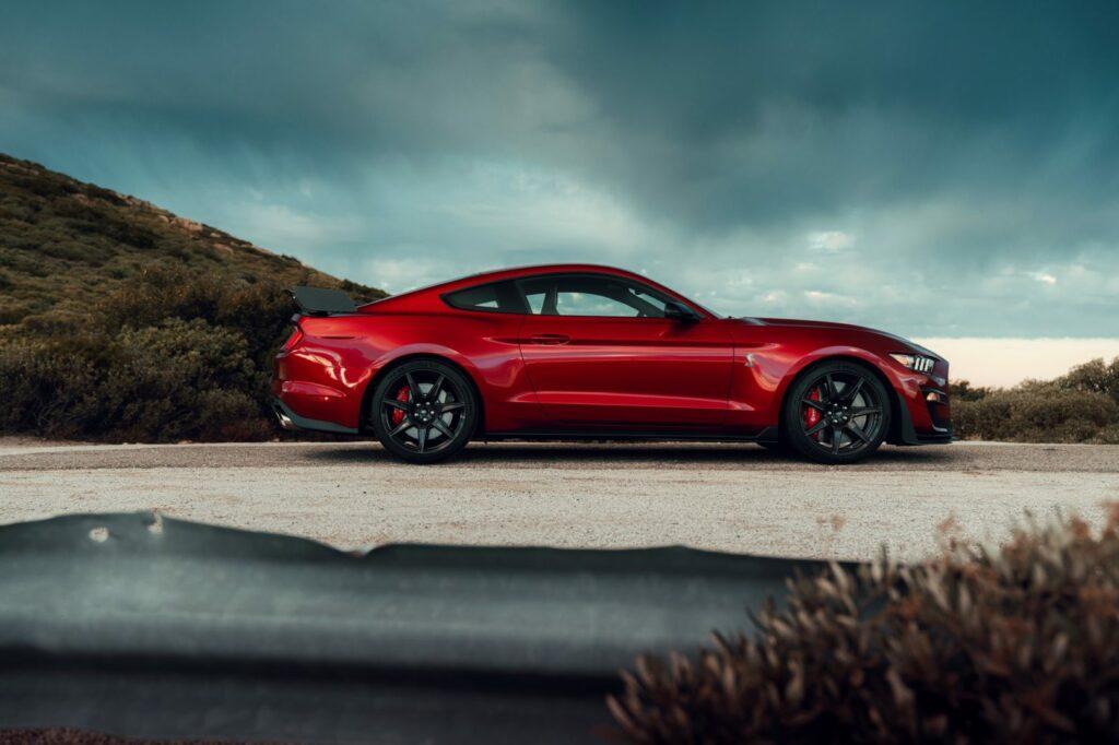 928A19E4 9714 4133 B518 9E64F62D4220 1024x682 - Mustang Shelby GT500 2020: el Ford más potente de la historia de la marca
