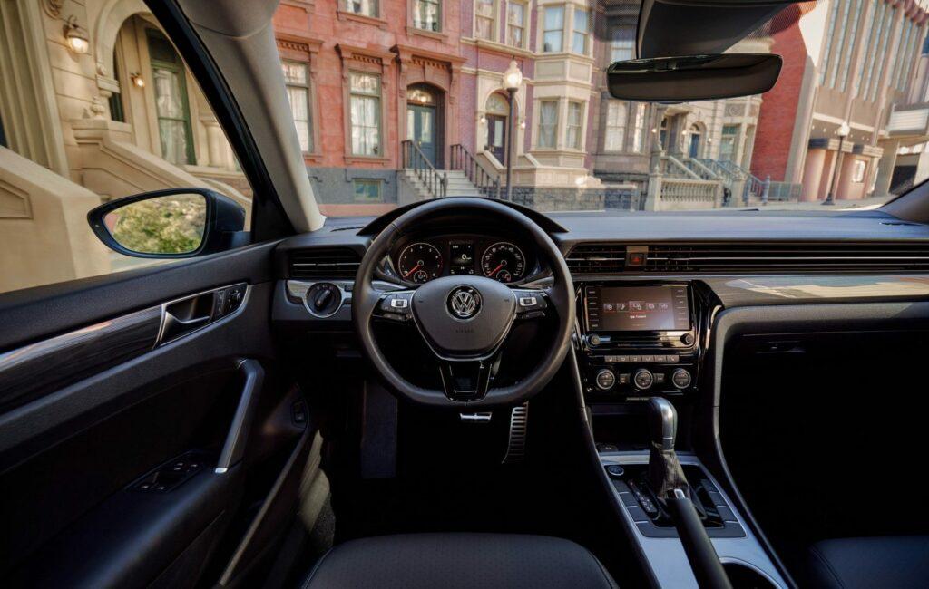 9ba8ea9e 2020 vw passat usa 9volkswagen 1024x650 - Filtrado el VW Passat norteamericano