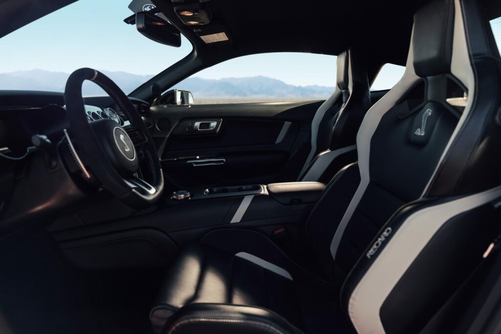 C5B4D689 B111 4E1F AFF9 9E32CAA94CCB 1024x682 - Mustang Shelby GT500 2020: el Ford más potente de la historia de la marca