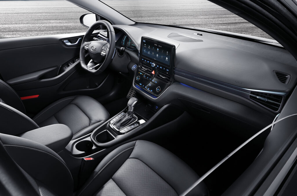 New Hyundai IONIQ 3 1024x675 - Nuevo Hyundai Ioniq 2019 Hybrid y Plug-In