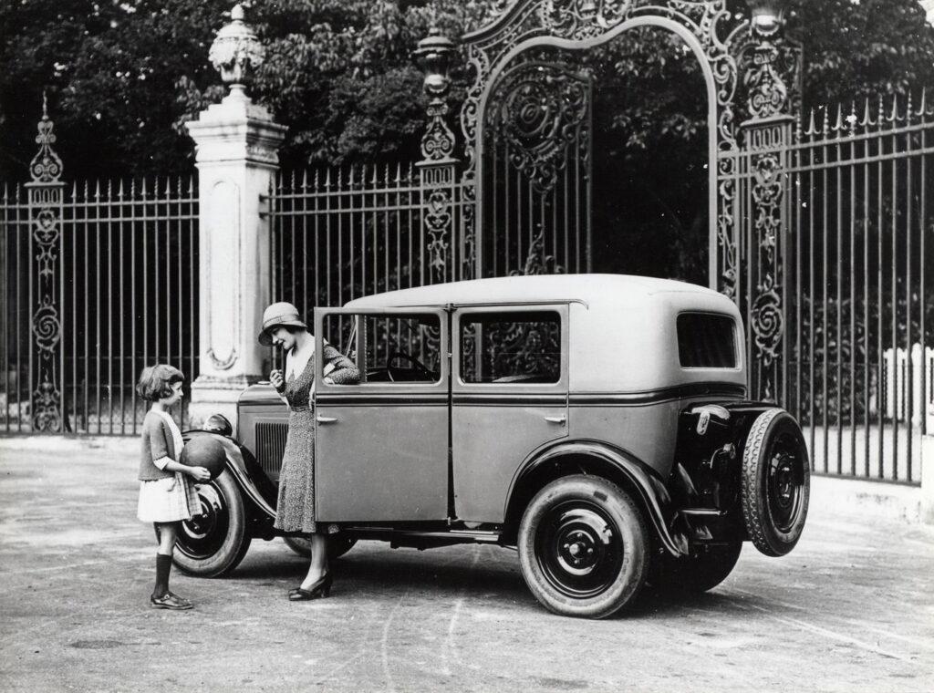Peugeot 201 2 1024x760 - Un cero en el medio de tres cifras: 90 años de la denominación de los modelos Peugeot