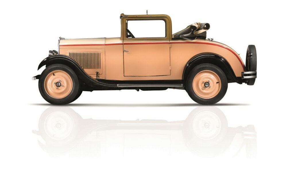Peugeot 201 Cabrio 1024x650 - Un cero en el medio de tres cifras: 90 años de la denominación de los modelos Peugeot