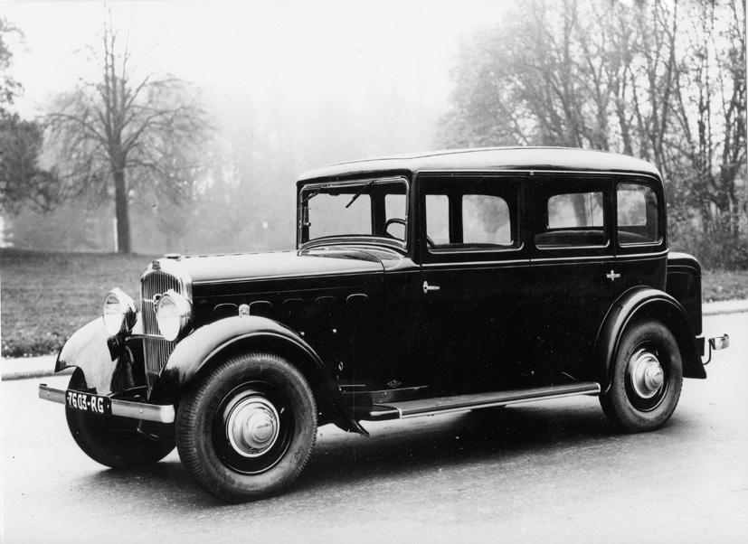 Peugeot 301 1 - Un cero en el medio de tres cifras: 90 años de la denominación de los modelos Peugeot
