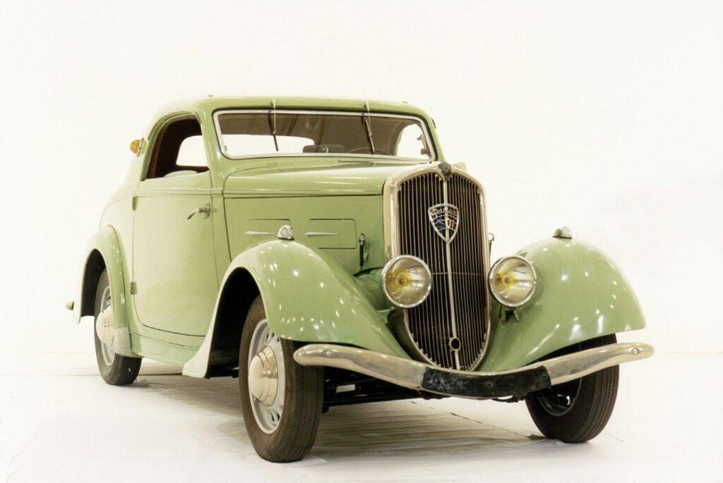 Peugeot 301 2 1024x685 - Un cero en el medio de tres cifras: 90 años de la denominación de los modelos Peugeot