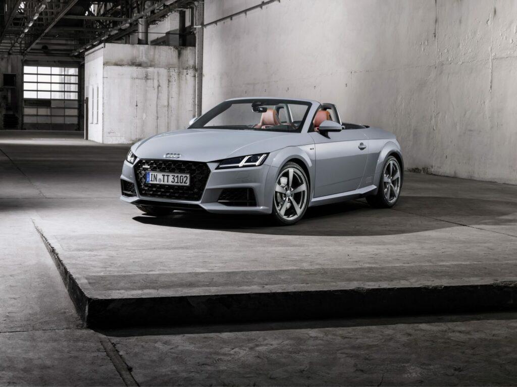 A188482 medium 1024x767 - Audi anuncia disponibilidad en España y edición limitada del nuevo TT