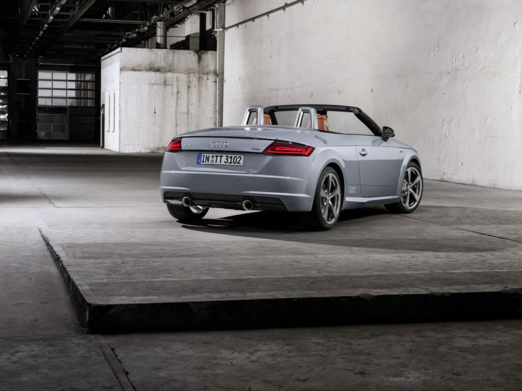 A188483 medium 1024x767 - Audi anuncia disponibilidad en España y edición limitada del nuevo TT