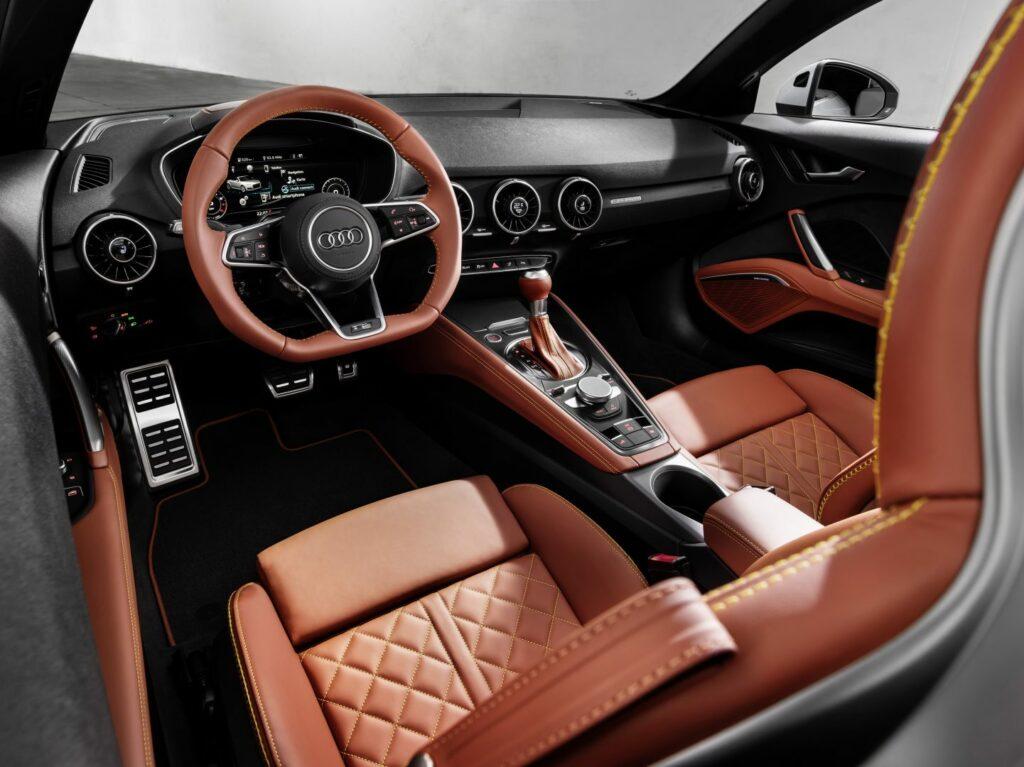 A188485 medium 1024x767 - Audi anuncia disponibilidad en España y edición limitada del nuevo TT