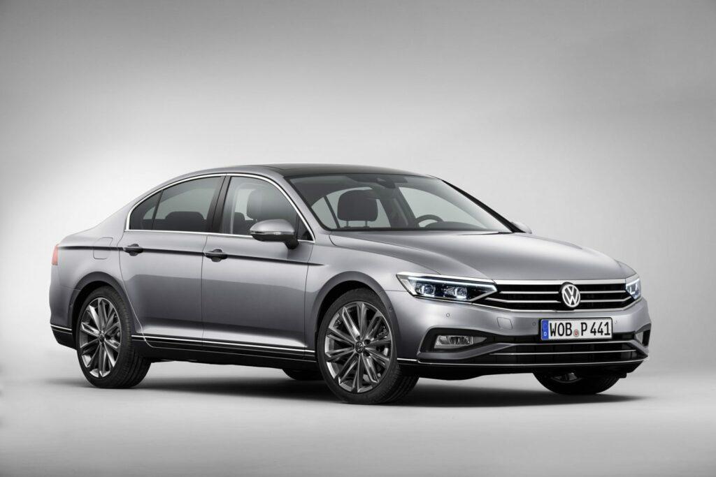 DB2019AU00089 medium 1024x683 - Volkswagen renueva el Passat centrado en la tecnología y la conducción autónoma