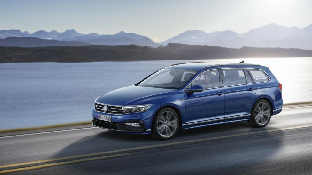 DB2019AU00120 medium 1024x576 - Volkswagen renueva el Passat centrado en la tecnología y la conducción autónoma
