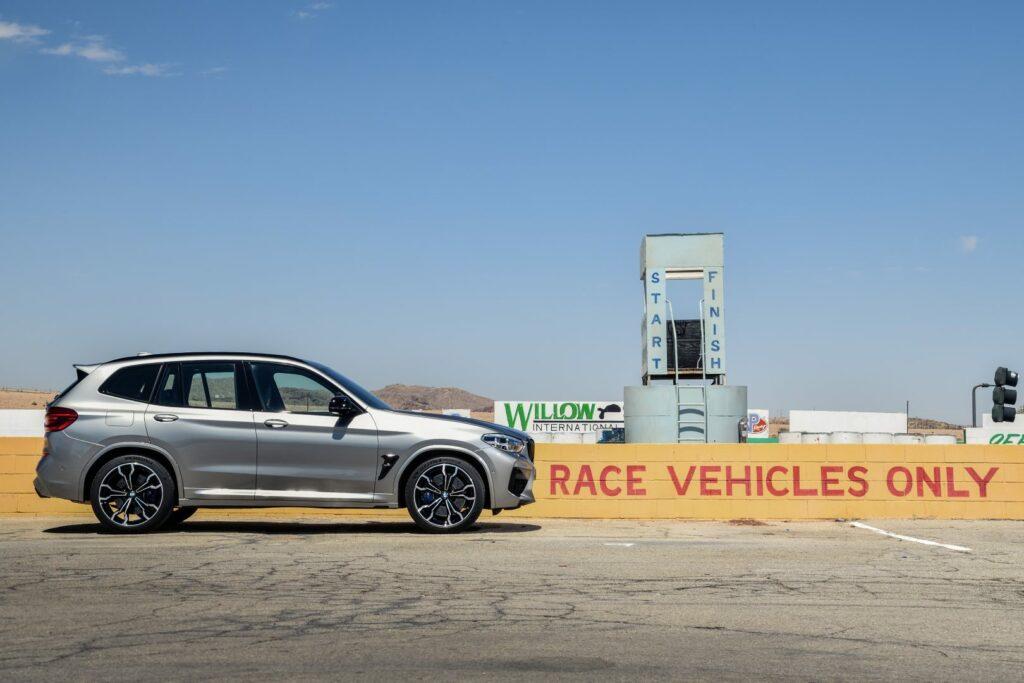 P90334480 highRes the all new bmw x3 m 1024x683 - Nuevos BMW X3 M y X4 M