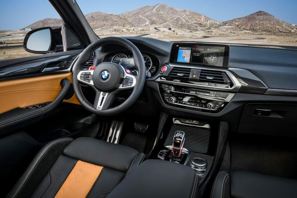 P90334511 highRes the all new bmw x3 m 1024x683 - Nuevos BMW X3 M y X4 M