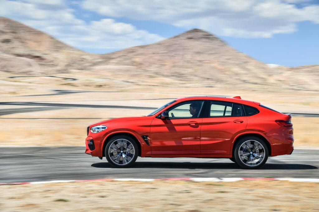 P90334552 highRes the all new bmw x4 m 1024x683 - Nuevos BMW X3 M y X4 M